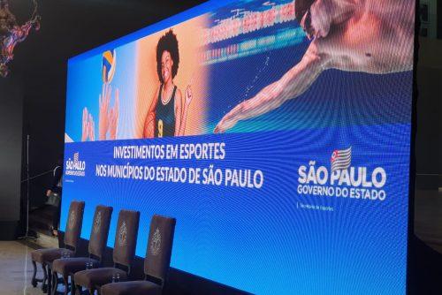São Paulo anuncia mais de R$ 36 milhões de investimentos em esporte
