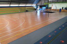 Municípios do interior inauguram obras esportivas